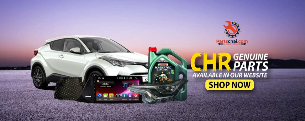 Partschai.com | All Kind of Parts Market promo